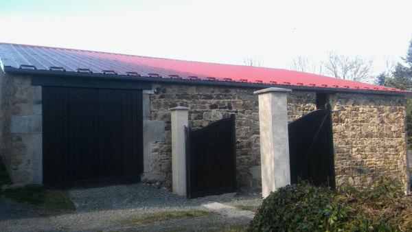façade sud portail