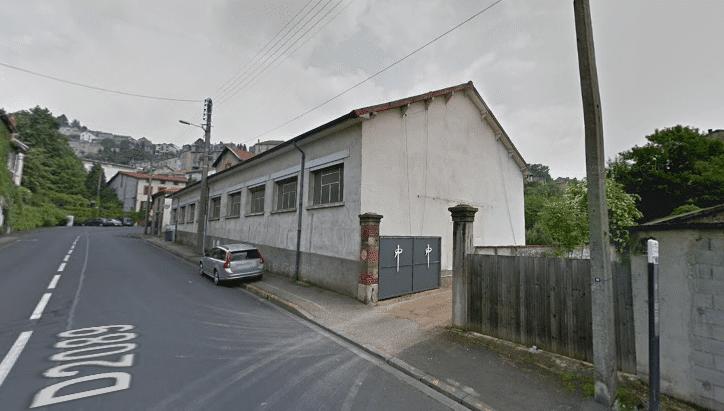 bâtiment artisanal Thiers
