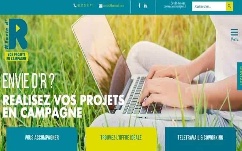 Site Envie d'R